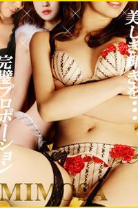 日本一の優良高級店『MIMOSA』が送る!